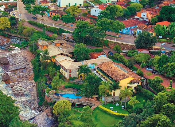 Hotel Canto Das Águas