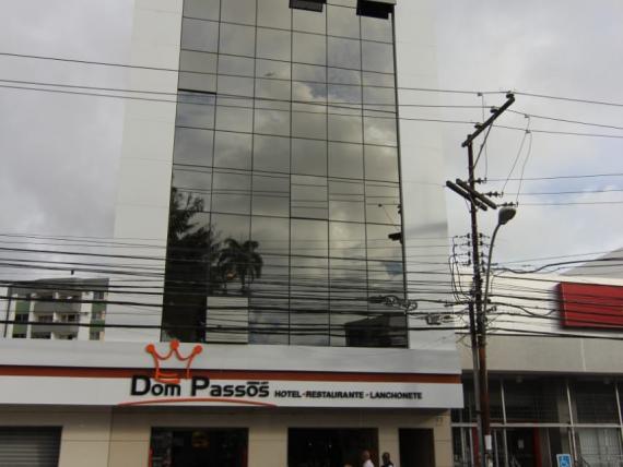 Hotel e Restaurante Dom Passos