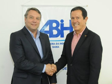 ABIH Bahia tem novo presidente