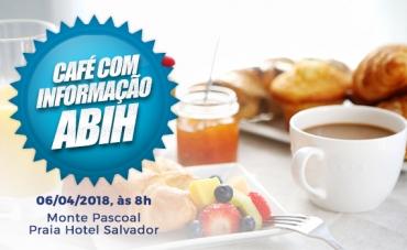 Café com Informação ABIH - Abr.2018
