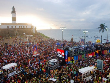 Carnaval: Ocupação Hoteleira já Chega a 85% em Salvador