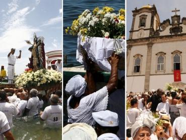 Confira as festas populares que acontecem em Salvador até o Carnaval