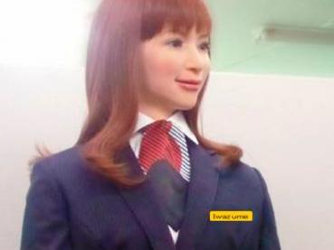 Hotel no Japão terá funcionários robôs