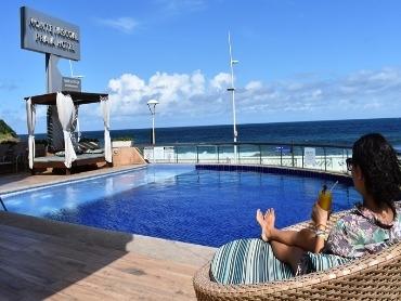 Hotelaria de Salvador tem ocupação de 62,80% em Setembro