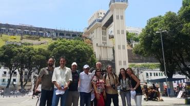 Jornalistas espanhóis avaliam Salvador como impactante e encantadora