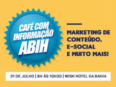Marketing de conteúdo, e-Social e muito mais!