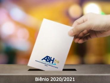 Pedido de registro de chapa 'Tradição com Inovação' - biênio 2020/2021