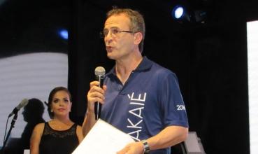 Presidente da Associação Brasileira de Resorts fala para hoteleiros de Salvador