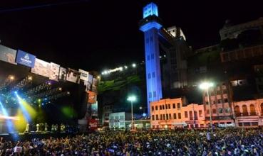 Reveillon 2015 em Salvador, capital da Bahia