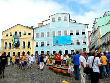 Salvador espera incremento de 10 mil turistas em 2016