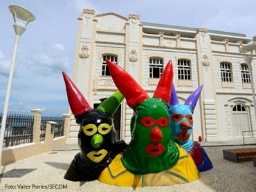 Salvador ganha Primeiro Museu do Carnaval
