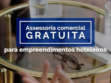 Seleção de proposta de assessoria comercial gratuita para empreendimentos hoteleiros