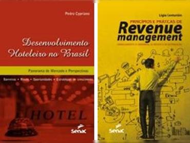 Senac lança publicações voltadas para o segmento hoteleiro