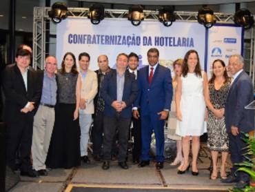 Tradicional jantar de confraternização de fim de ano e apresentação da nova diretoria biênio 2020/2021