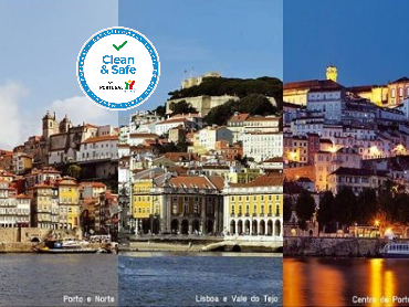 "Turismo de Portugal cria Selo ""Estabelecimento Clean & Safe"" para as empresas do Turismo"